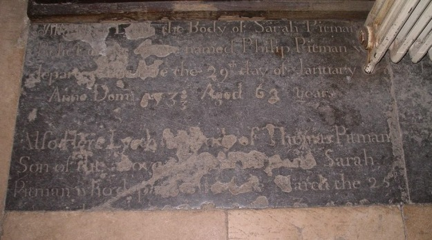 Gravestone-SarahPitman-1732-3